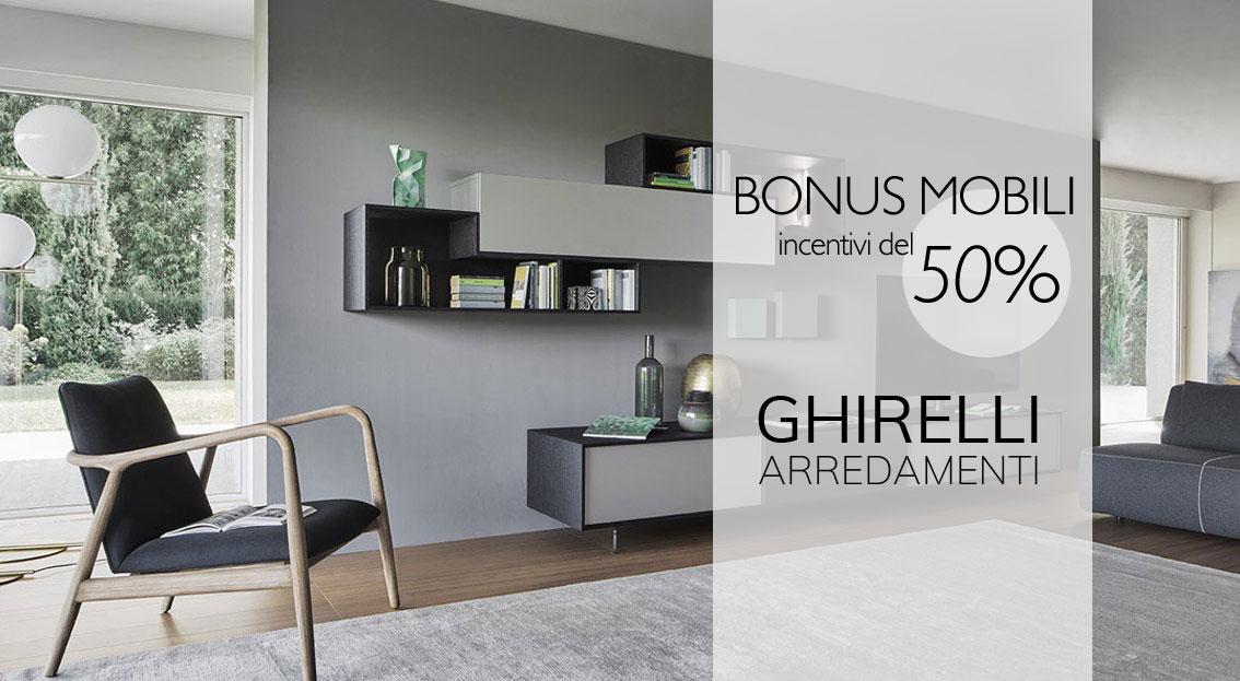 Bonus mobili con 50 percento detrazione delle spese