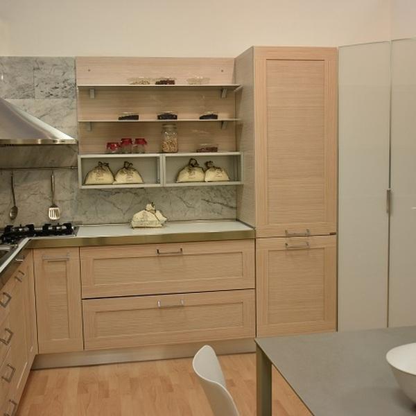 Offerta Cucina ad Angolo Completa di Elettrodomestici